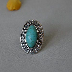 Turquoise grote luxe ringen online kopen