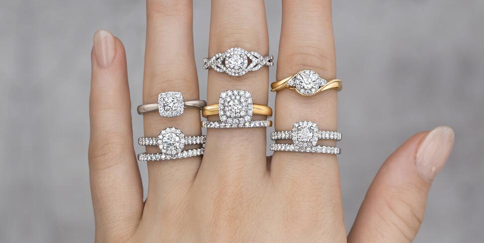 Wat is de gemiddelde prijs van een verlovingsring in Nederland